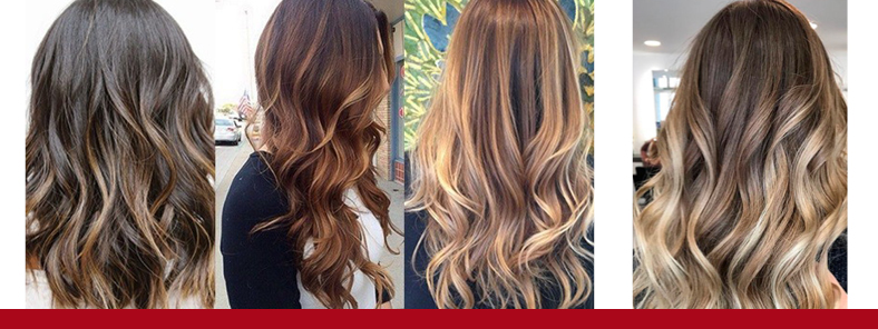 mechas balayage o californianas