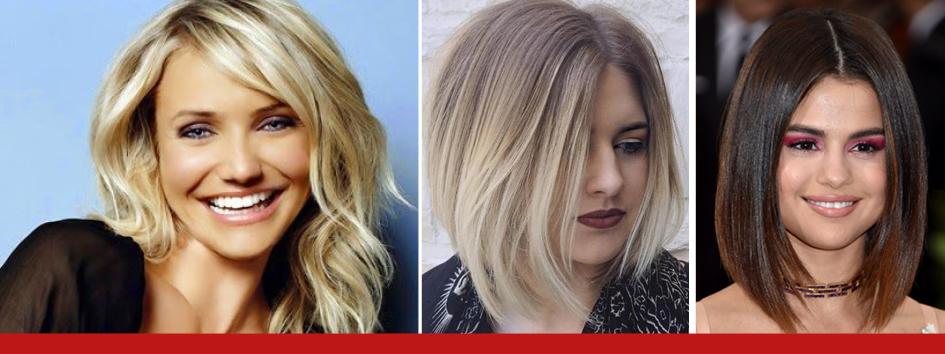 ejemplos de corte de pelo cara redonda